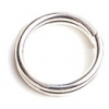 Split Rings 7mm 21gauge Silver